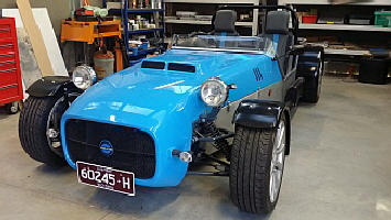 Locost Clubman - Click for more